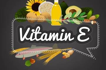 The beginner's guide to vitamins: Vitamin E