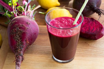 How Drinking Beet Juice Can Help You Stick to a Daily Exercise Routine