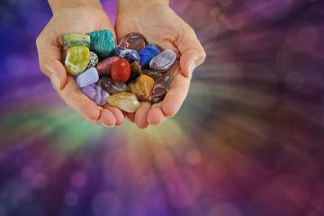 The Healing Power of Stones, Crystals, and Minerals