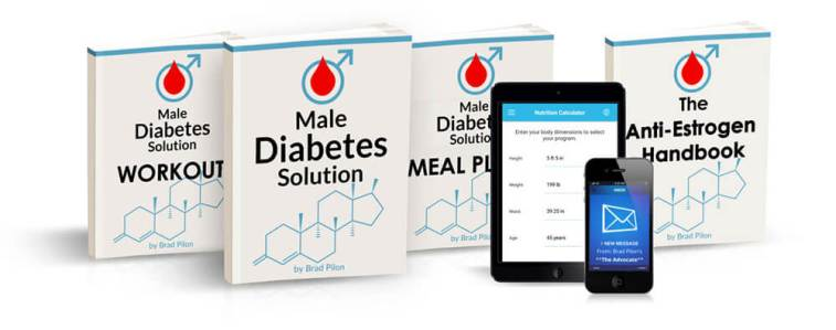 male diabetes solution review nutrathesis bundle