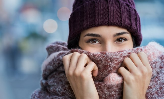Does being cold make you sick