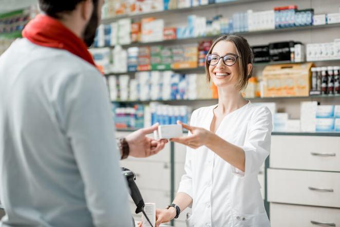 Pharmacy OTC medications