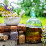 Healing herb feature