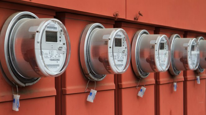 Power energy meters