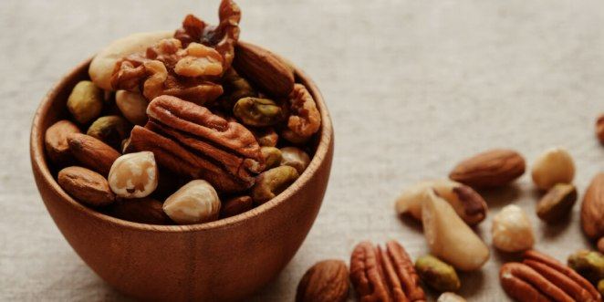 is there such a thing as too many nuts