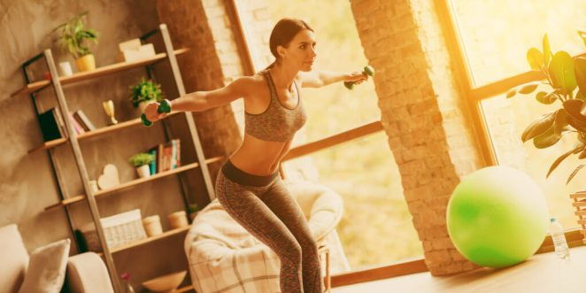 Home Exercises for Weight Loss_for Beginners