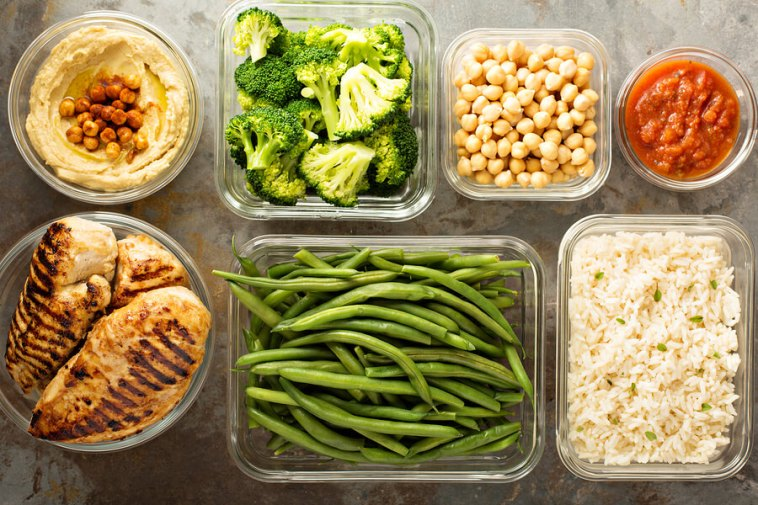 Meal prep title