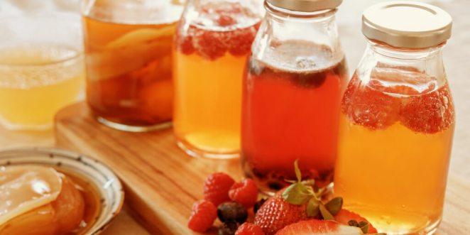 Kombucha Health Benefits_Best Brands