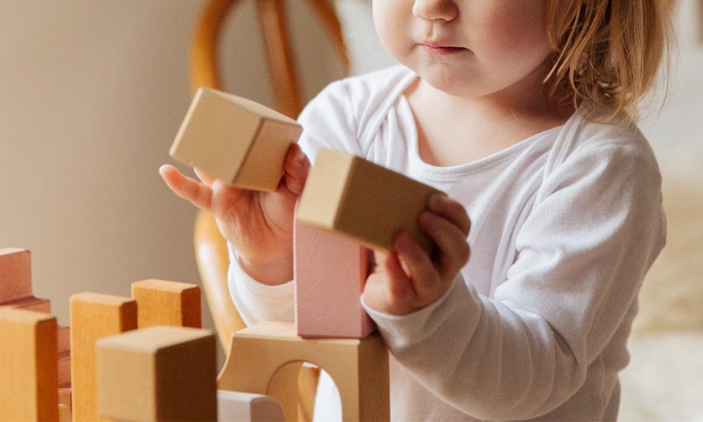 4 Best Wooden Toys for One Year Olds