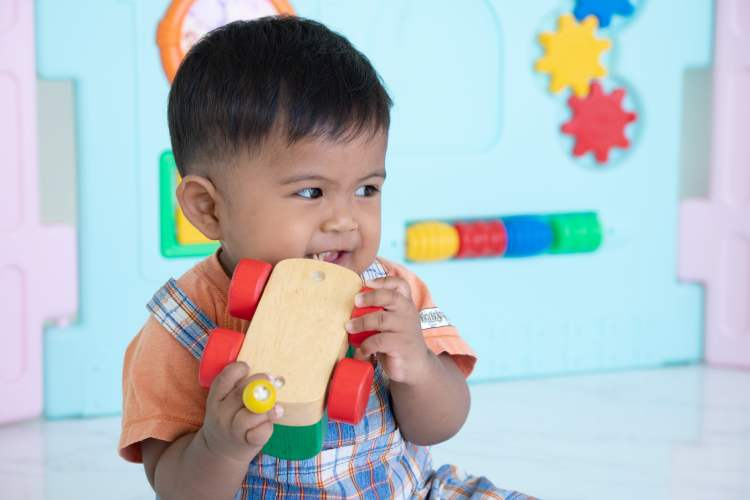 How to Clean Wooden Toys Correctly & Safely