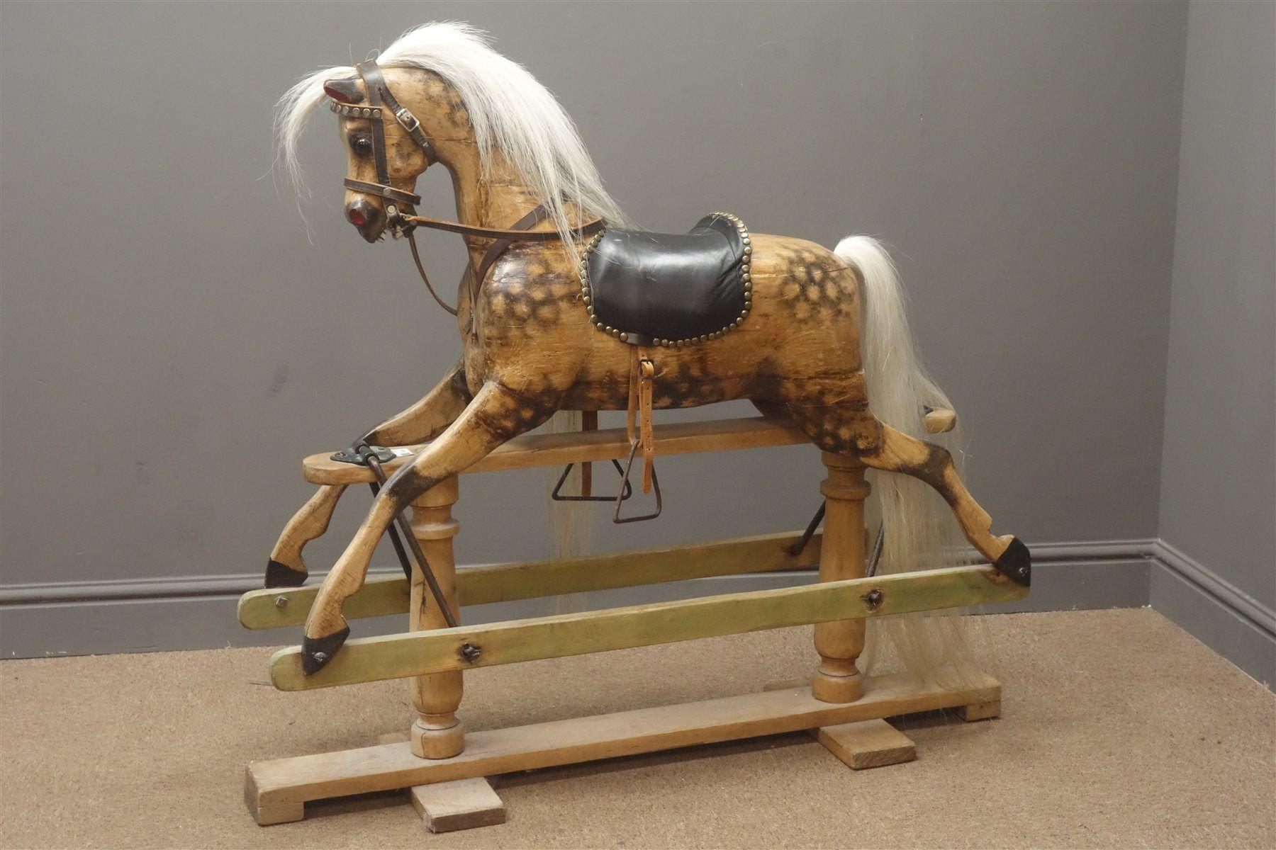 victorian rocking horser