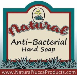 anti-bacterial, natural, soap, hand soap, resveratrol, https://naturalyuccaproducts.com/natural-yucca-soap/