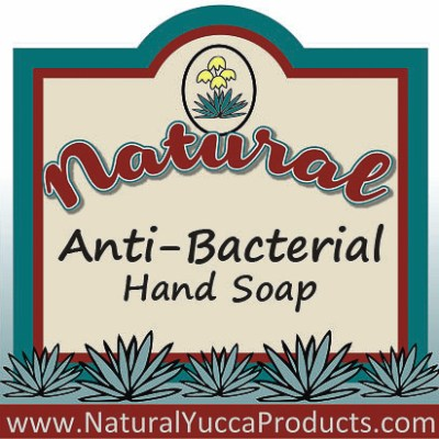 anti-bacterial, natural, soap, hand soap, resveratrol, //naturalyuccaproducts.com/natural-yucca-soap/