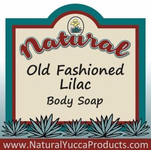old fashioned, lilac, soap, natural, resveratrol, https://naturalyuccaproducts.com/natural-yucca-soap/