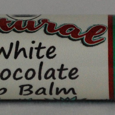 White Chocolate, Lip Balm, yucca, natural, //naturalyuccaproducts.com/product/chocolate-lip-balm/