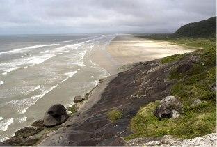Praia da Barra do Una - Peruíbe - Foto