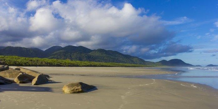 Ilha do Cardoso, Cananéia foto