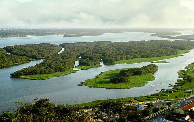 Iguape, Litoral Sul SP - Foto