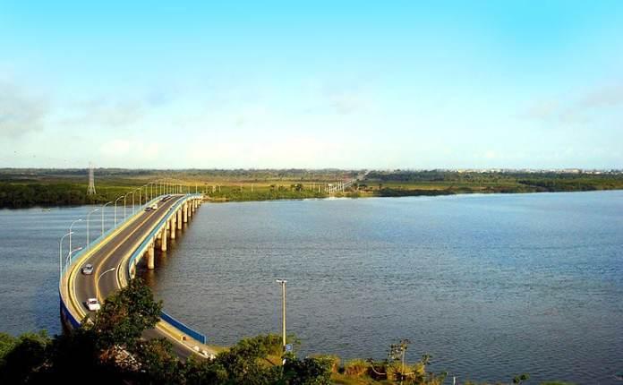 Iguape- Mar Pequeno - Foto