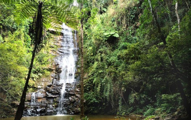 Cachoeira de Antares - Foto