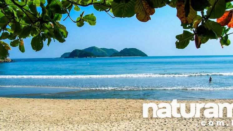Praia Barra do Sahy - Naturam foto