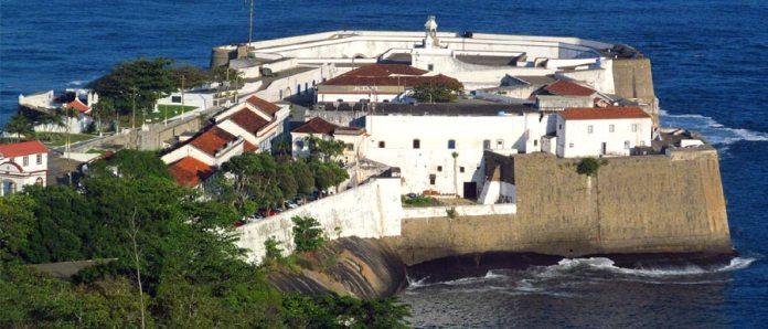 Fortaleza de Santa Cruz - Niterói - Foto