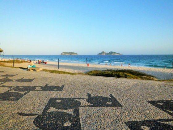 Praia da Barra da Tijuca - Rio de Janeiro - RJ - Foto