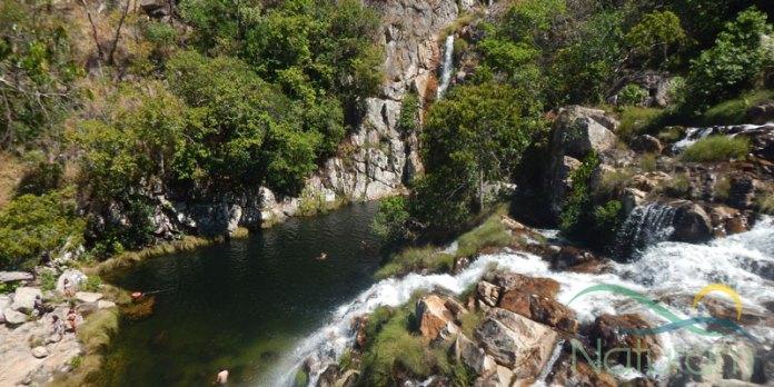 Chapada dos Veadeiros - Cachoeira da Capivara foto