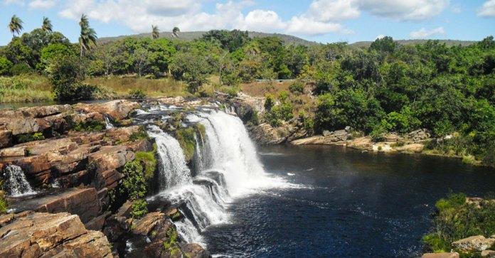 Cachoeiras da Serra do Cipó foto