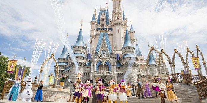 Pontos turísticos da Flórida - Magic Kingdom foto