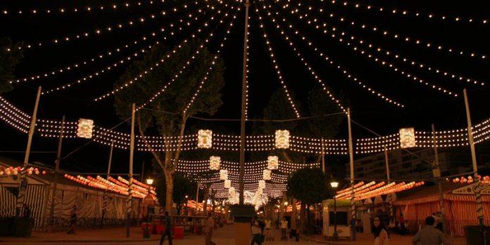 Festividades em Sevilha foto