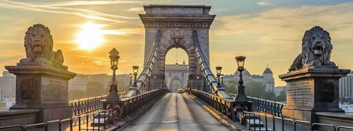 Ponte da Correntes - Budapeste foto