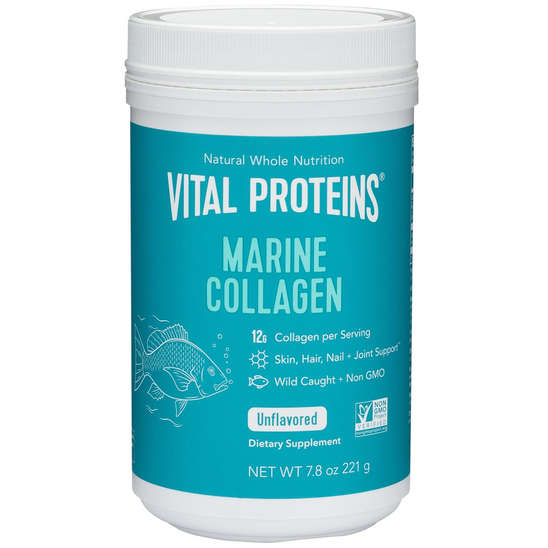 Vital Proteins Marine Collagen Wild-Caught Non-GMO Canada ...