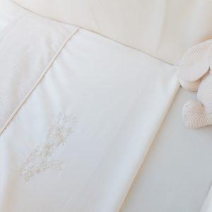 Bedsheet Set with Bunnies