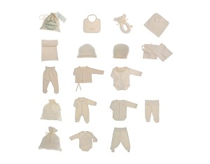 DIAMOND - Baby Welcoming Pack (18 Pieces)