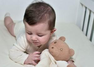 Teddy Bear Comforter