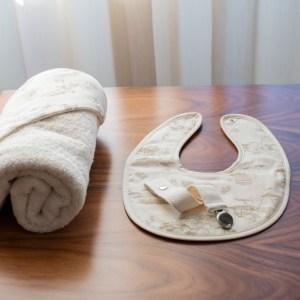 Asciugamano con cappuccio