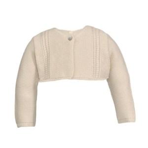 Boléro en tricot