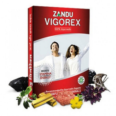 Zandu Vigorex Gold 5362 1 400 Natura Right
