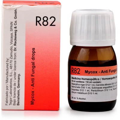 Dr Reckeweg R82 Mycox 30Ml Natura Right