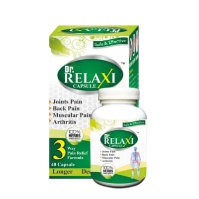 Dr Relaxi Capsule Natura Right