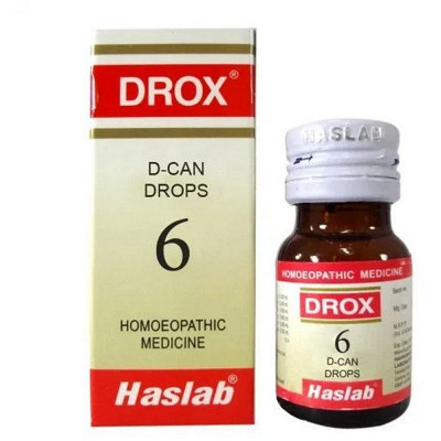 Haslab Drox 6 D Can Drops Cancer 30Ml Natura Right