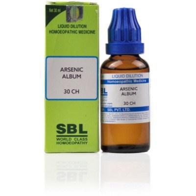 SBL Arsenic Album 30 CH
