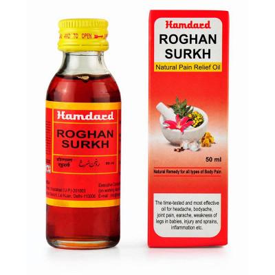 Hamdard Rogan Surkh Natura Right