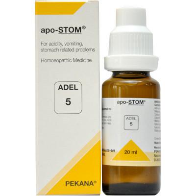 Adel Pekana Adel 5 (Apo-Stom) (20Ml)