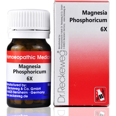 Natura Right Dr Reckeweg Magnesia Phosphoricum 6X Natura Right