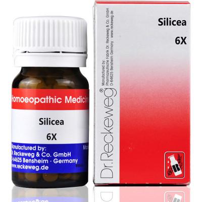 Dr. Reckeweg Silicea 6X