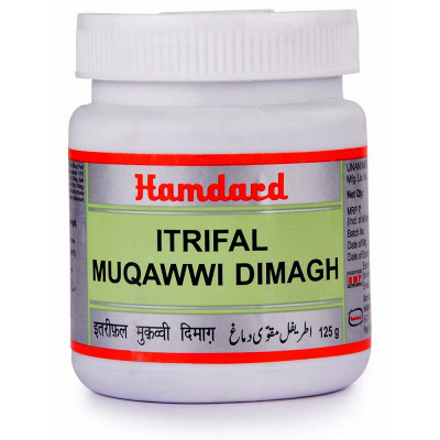Hamdard Itrifal Muqawwi Dimagh 125g