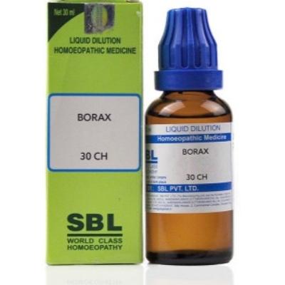 Sbl Borax 30 Ch 30Ml Natura Right