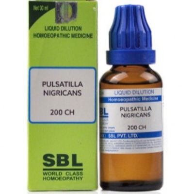 Sbl Pulsatilla Nigricans 200 Ch 30Ml Natura Right